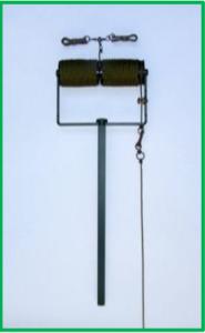 Racchetta a rullo manuale – Art 401